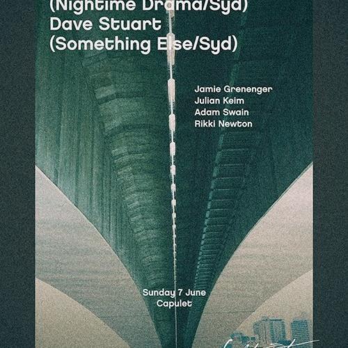 Jamie Grenenger - SUBTRAKT - Dave Stuart Trinity - Opening Set - 7 6 2015