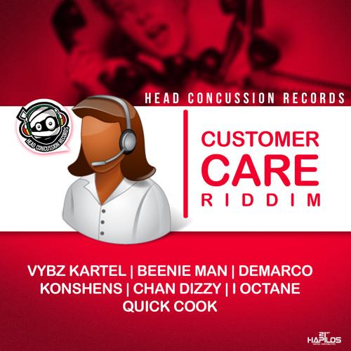 Vybz Kartel - Customer Care (Prod By Rvssian)2015 - 21st Hapilos