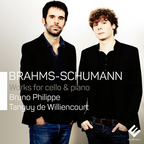 Brahms - Sonata for Cello and Piano No. 2 in F Major, Op. 99 (Allegro vivace)