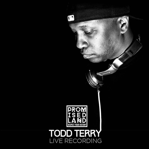 Todd Terry recorded live at Promised Land