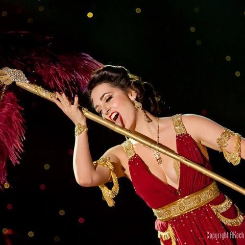 """#16 Tansy Tan Dora- """"Burlesque!"""""""