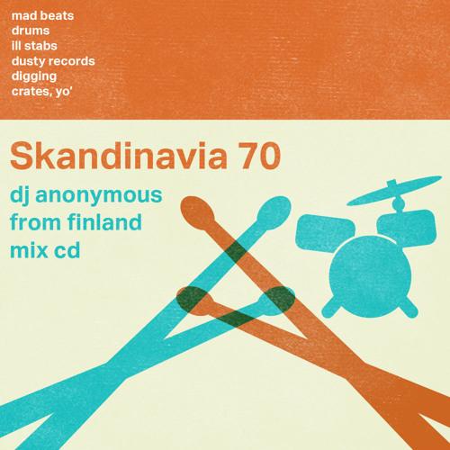 DJ Anonymous - Skandinavia 70 (2003)