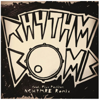 The Prodigy Rhythm Bomb Ft. Flux Pavilion (NGHTMRE Remix) Artwork