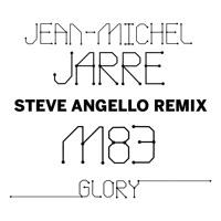 Jean-Michel Jarre x M83 Glory (Steve Angello Remix) Artwork