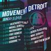 Miguel Senquiz Live @ Movement Detroit 2015