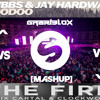 DVBBS & Jay Hardway  vs. Felix Cartal & Clockwork - Voodoo vs. The Fire (GABRI3LOX Mashup)