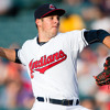 Indians P Trevor Bauer on the walks and his tough third inning