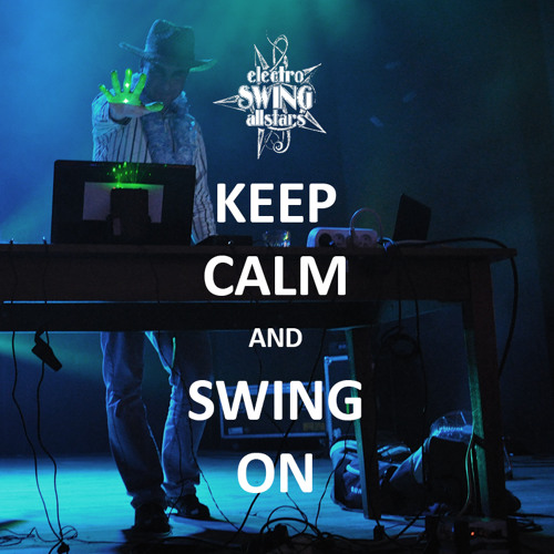 Wadio Rave - Keep Calm And Swing On Mixtape (2015)