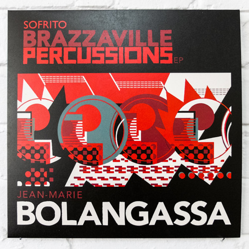 RIKIKIDA // JM BOLANGASSA // BRAZZAVILLE PERCUSSIONS EP