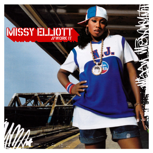 Missy Elliott - Work It (Barks Remix)