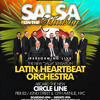 SALSA ON THE HUDSON - FEAT. THE NEW SALSA DURA SENSATION THE LATIN HEARTBEAT ORCHESTRA