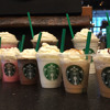 Starbucks 6 NEW Frappuccino flavors! WHICH is the BEST?!