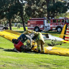 Harrison Ford Radioing In Engine Failure