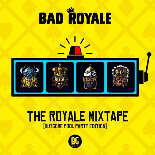 Bad Royale feat. Nina Dioz - Sweat