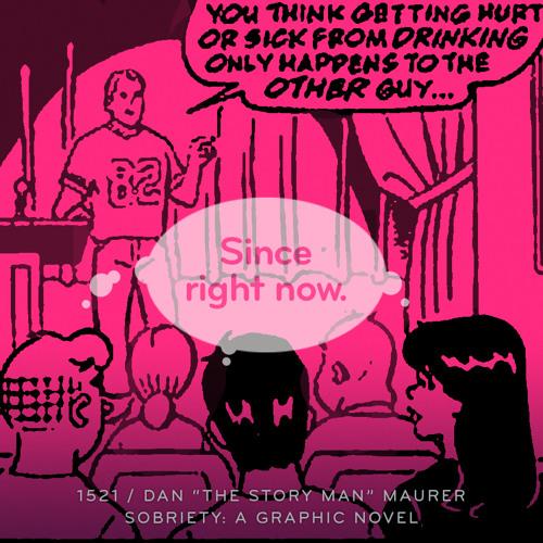 Episode 1521: Daniel Maurer / Sobriety: A Graphic Novel