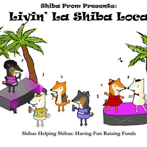 Livin La Shiba Loca