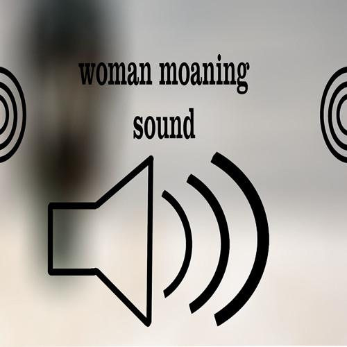 Woman moan sound