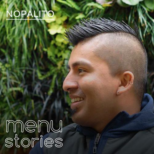 Chef Gonzalo Guzman of Nopalito