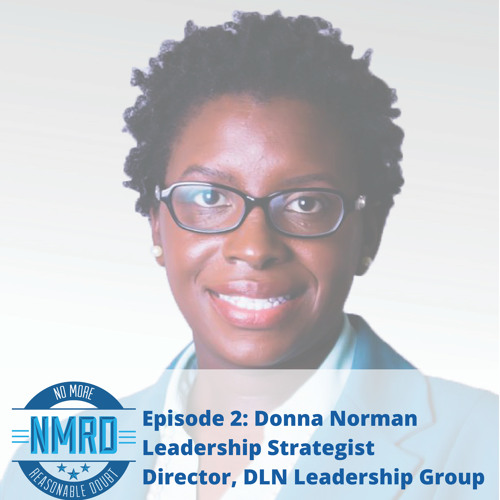 NMRD E2 - Donna Norman, Leadership Strategist