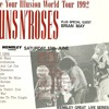 Guns N' Roses w/Brian May ''Tie Your Mother Down'' @ London, England 06.13.1992