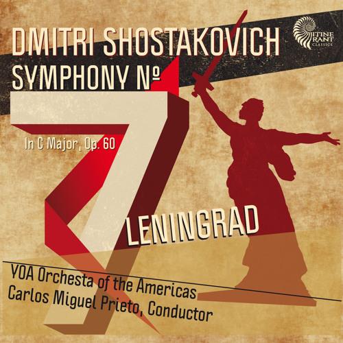 YOA Orchestra of the Americas | Shostakovich: Symphony No.7, C Major Op.60 (Leningrad) I. Allegretto