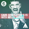 Gary Caos Presents Caos Generation - Episode 9 2015 With Nello Simioli