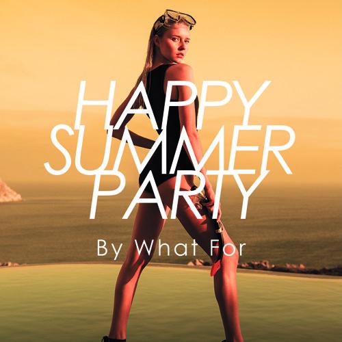 Happysummerparty /mixtape by Clo Floret