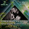 Dj Oniryx (Digital Om Productions)- Freedom Festival In Paris (by StereOrganic 4.4.2015)