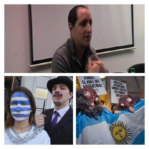 The Greek Economic Crisis, Default and Lessons from Argentina, Dissident Island, 18 May 2012