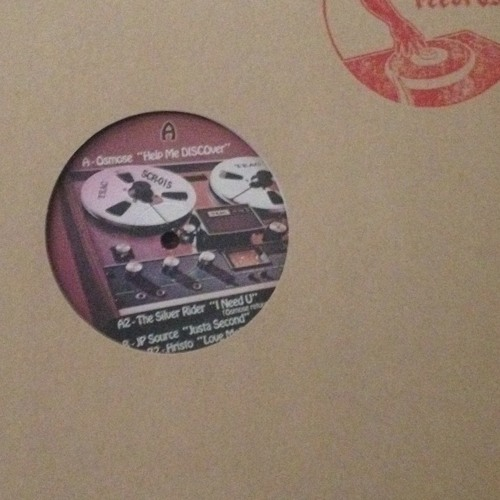 I Need U (Osmose Retouch) (Out Now - Smokecloud Records - Vinyl Only) (Lo Rez Clip)