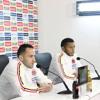 Rueda de prensa de Carlos Valdés y David Ospina | Copa América
