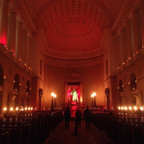 Live @ God Goes Deep, Vor Frue Kirke Copenhagen - Nov 2014