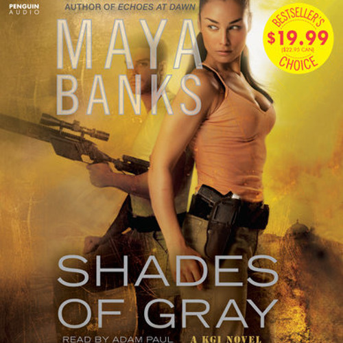 Shades of Gray by Maya Banks, read by Adam Paul