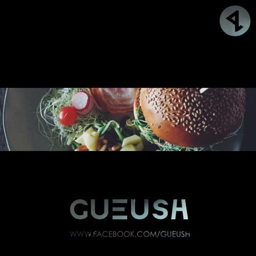 GUEUSH ❂ Histoires D'O x House Burgers ❂