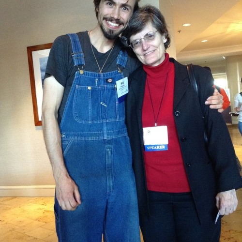 Episode 6 with Dr. Elaine Ingham discussing Soils, Permaculture & More