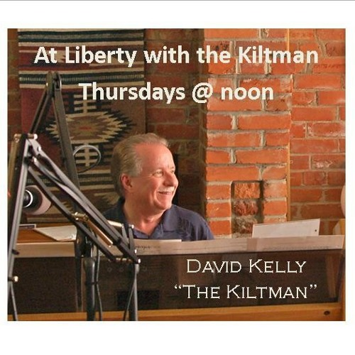 At Liberty with the Kiltman  June 11 2015