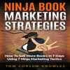 Ninja Book Marketing Strategies: How to Sell More Books In 7 Days Audiobook