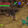 Ocarina of Time - Gerudo Valley/Fortress Metal