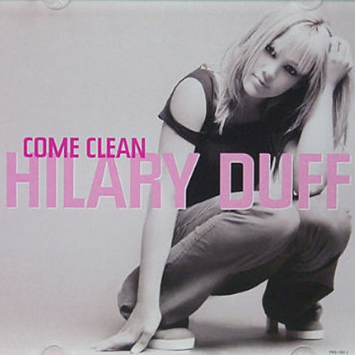 Image result for come clean hilary cover