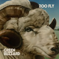 Green Buzzard Zoo Fly Artwork