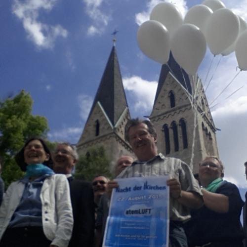 Halberstadt feiert die Nacht der Kirchen