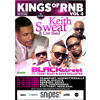 Kings Of RnB Vol.4 - Blackstreet & Keith Sweat - Official Tour Mix 2015
