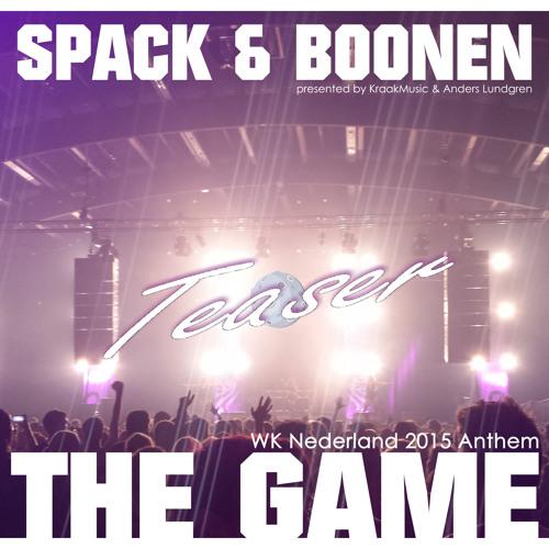 The Game (Teaser) - Spack & Boonen