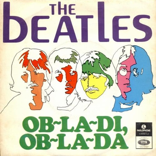 The Beatles - Ob-La-Di, Ob-La-Da  8bit-arrange