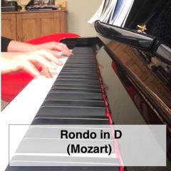 Rondo in D K.15d- Mozart