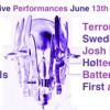 Volt Divers - Live Hardware 06.13.15