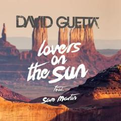 Lover On The Sun - David Guetta