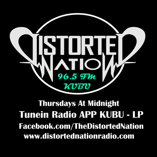 DISTORTED NATION EP. 14 (Dylan Phillip )