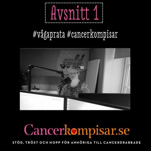 1. #Vågaprata - Cancer ur 10 olika anhörigperspektiv, avsnitt 1