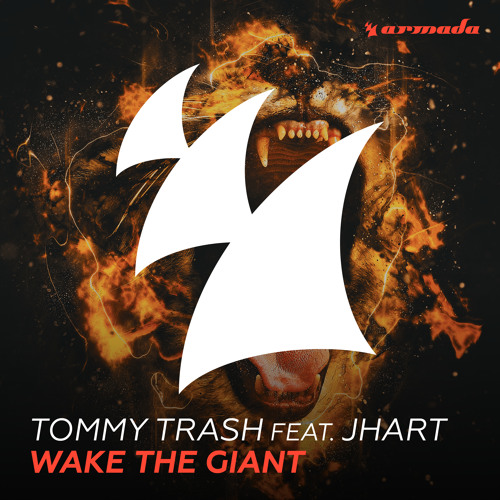 Tommy Trash Feat. JHart - Wake The Giant [Hardwell - HOA 221] [OUT NOW!]